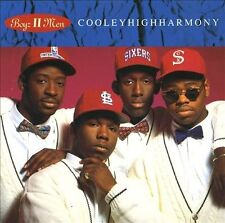 Cooleyhighharmony by Boyz II Men (CD, Nov-1993, Motown (Record Label))