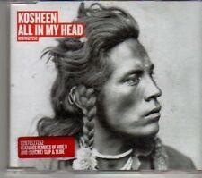 (DE932) Kosheen, All In My Head  - 2003 CD