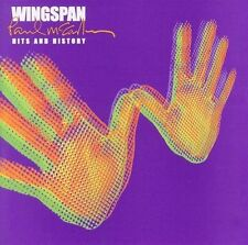Paul McCartney, Wings SEALED 2-CD WINGSPAN (2001, 3D cover, slipcase, Capitol)