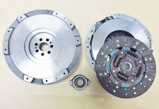 Shogun/Pajero 3.2DID Clutch Kit + Single/Solid Mass Flywheel Conversion- (2000+)