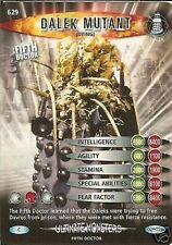 DR WHO ULTIMATE MONSTERS 629 DALEK MUTANT (DYING)
