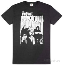 The Velvet Underground - Band With Nico T-Shirt L - Coal