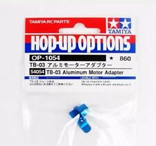 Tamiya 54054 TB03 Tb-03 Alu. Motor Adapter Tamiya 1/10 On Road Brushless Rc