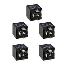 5pcs  30/40A AMP 12V Volt SPDT Relay Car Automotive Alarm