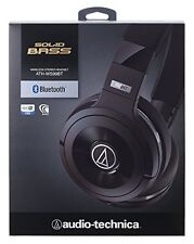 New! Audio-Technica ATH-WS99BT SOLID BASS Bluetooth wireless headphone Japan F/S
