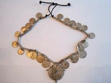 1970 & 1971 PRIZE MEDAL COIN NECKLACE - 22 MEDALS - BB-1