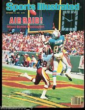 Sports Illustrated 1984 Miami Dolphins Mark Clayton Excellent No Label