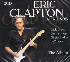 MUSIK-DOPPEL-CD NEU/OVP - Eric Clapton & Friends - The Album