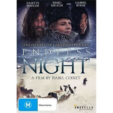 ENDLESS NIGHT-Gabriel Byrne, Juliette Binoche-Region 4-New AND Sealed