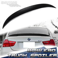 PAINTED BMW E90 4DR PERFORMANCE HIGH KICK STYLE TRUNK BOOT SPOILER 328i M3 316i