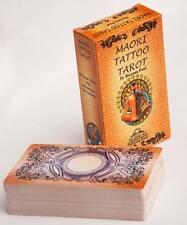 Maori Tattoo Tarot Deck - new, unused