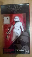 Starwars The Force Awakens Black Series 6'' Snowtrooper Officer Exclusive figure