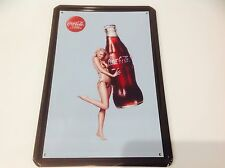 COCA COLA SEXY GIRLTavern Wall Cave Bar/club Sign Tin Plaque PICTURE pub POSTER
