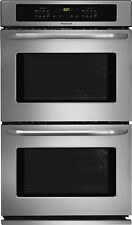 """Frigidaire 30"""" Self-Clean Stainless Steel Electric Double Wall Oven FFET3025PS"""