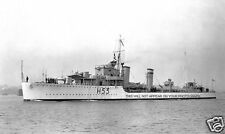 ROYAL NAVY D CLASS DESTROYER HMS DAINTY IN 1934 - LOST IN THE MED 1941 - WWII