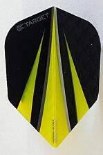 Target Vision Ultra 2 Yellow Extra Strong Standard Dart Flights