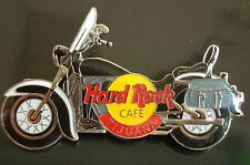 HRC Hard Rock Cafe Tijuana Black Harley Left Facing Saddlebag Motorcycle