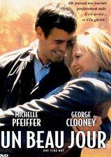 DVD *** UN BEAU JOUR ***  avec George Clooney, Michelle Pfeiffer, ... ( neuf )