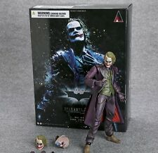 Figura 21cm PLAY ARTS KAI Batman The Dark Knight The Joker Figure