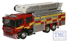 76SAL005 Oxford Diecast OO Gauge NorthampTshire Fire Rescue Scania ARP