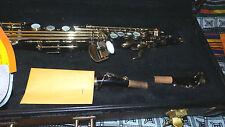 Selmer super action 80 serie III Soprano Sax