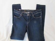 "Ladies ""Lauren Conrad"" Size 6, Blue, Mid-Rise, Skinny, Stretch Jeans"
