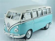 VOLKSWAGEN T1 Samba Bus Camper 1 / 43e maquette emballés question boxed K8967Q ~ # ~