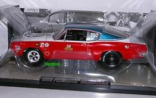 Sox Martin Ertl Supercar Collectibles 1968 Plymouth Barracuda 340 68 Mopar # 7