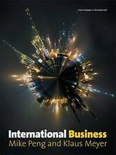 International Business by Mike Peng and Klaus Meyer (Paperback Book)