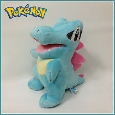 Pokemon Plush Totodile Soft Toy Nintendo Stuffed Animal Doll Teddy Figure 7""