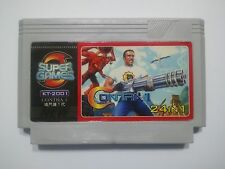 Contra 1 24 in 1 - Famicom Famiclone Nes Cartridge