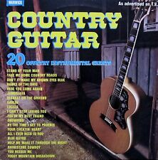 Country Guitar - 20 Country Instrumental Greats (Vinyl, Ex.Cond., 1979, WW5070)