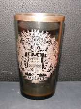 antique jewish judaica silver & glass  kidush kiddush cup ? germany hamburg rare
