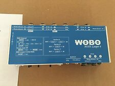 WOBO MIDI Guitar Effects Loop True Bypass Pedalboard Switcher