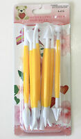 Set of 8 Decorating Modelling Tools, Large, Sugarcraft, Cake Decorating