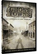 NEW Ghost Towns (DVD)