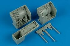 AIRES 2133 Wheel Bay for Trumpeter® Kit MiG-23 Flogger in 1:32
