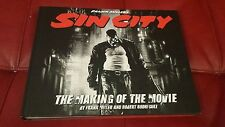 Frank Miller's Sin City : The Making of the Movie Hardcover Book Graphic Novel