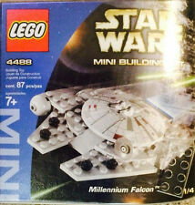 Lego Star Wars 4488 Mini Millennium Falcon New Sealed