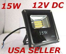 12V AC/DC  15W Cool White LED FloodLight Wall WashLight Wash Light