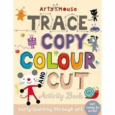 Trace, Copy, Colour and Cut by Susie Linn (Paperback, 2016)