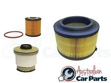 FORD RANGER DIESEL SERVICE FILTER KIT PJ PK 2011-2015 OIL AIR FUEL Acdelco