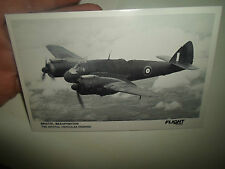 RP Postcard - Bristol Beaufighter Two Bristol Hercules Engines