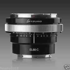 Rollei SL66 Adapter  for Rolleiflex/Rollei SL66  to Canon EF mount