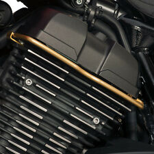 NEW 2014-2015 YAMAHA BOLT SOLID BRASS WIRE VALVE COVER TRIM RETRO BOBBER STREET