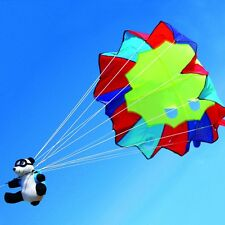 AIR BEAR PARACHUTE KIDS SINGLE LINE KITE EASY TO FLY