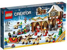 LEGO 10245 SANTA'S WORKSHOP! CREATOR! BRAND NEW! SEALED! FREE & FAST SHIPPING!