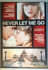Cinema Poster: NEVER LET ME GO 2011 (One Sheet) Keira Knightley Andrew Garfield
