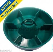 Drinking bowl-feeder for chickens hens broilers poultry PS13