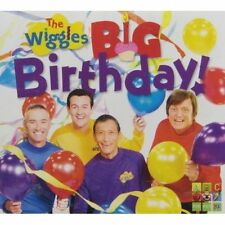 Big Birthday by The Wiggles (CD, Jun-2011, Roadshow Music)CASE AND ARTWORK
